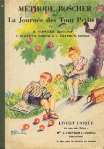 Methode Boscher la Journée des tous petits